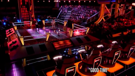 The Voice Good Time Feature