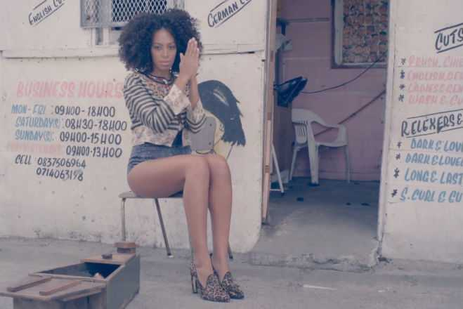 Style Solange Losing You