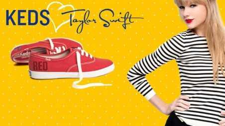 Style Taylor Swift Keds