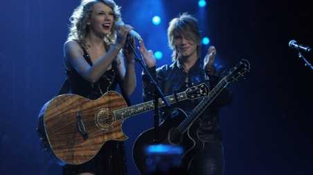 Taylor Swift John Rzeznick