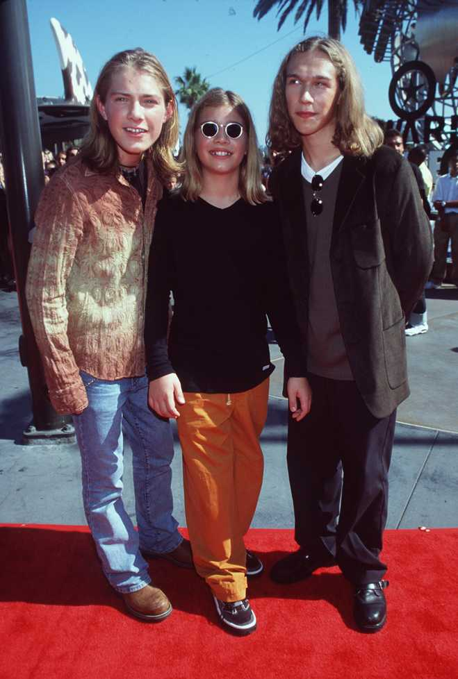 Young Hanson