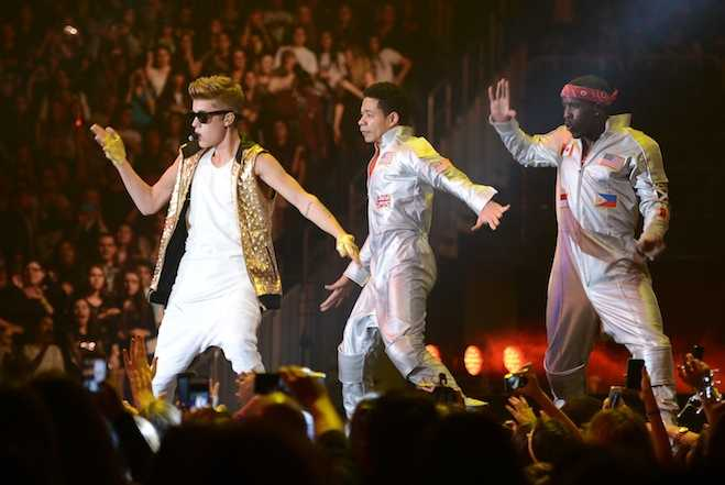 Justin Bieber Barclays Center Feature