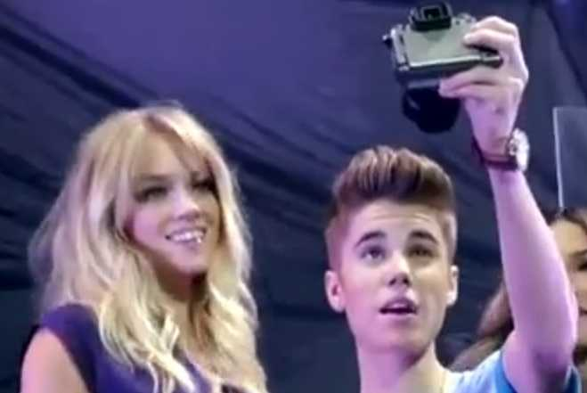 Justin Bieber Victoria's Secret Models Beauty and a Beat Video