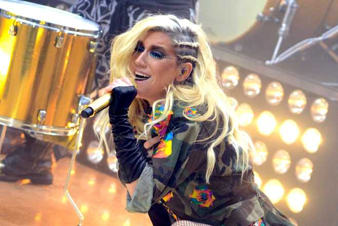 Kesha Today Show