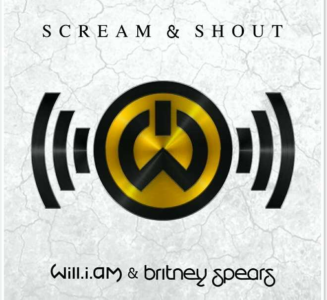 Britney Spear and will.i.am Scream and Shout