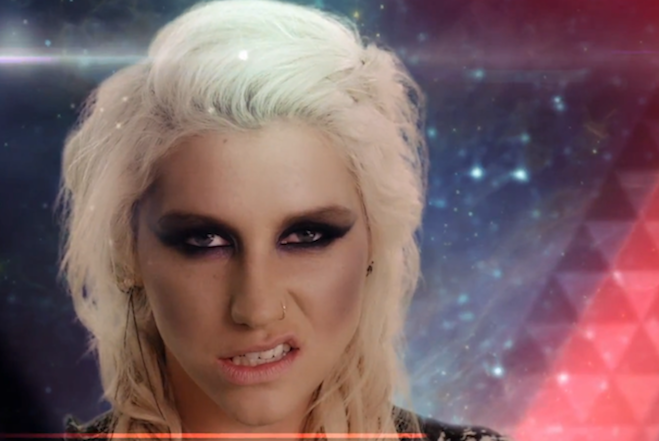 Kesha Die Young Music Video Feature