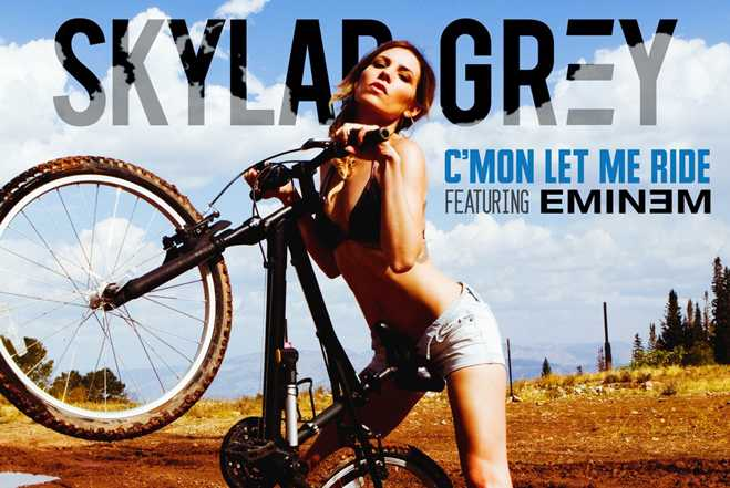 Skylar Grey Cmon Let Me Ride