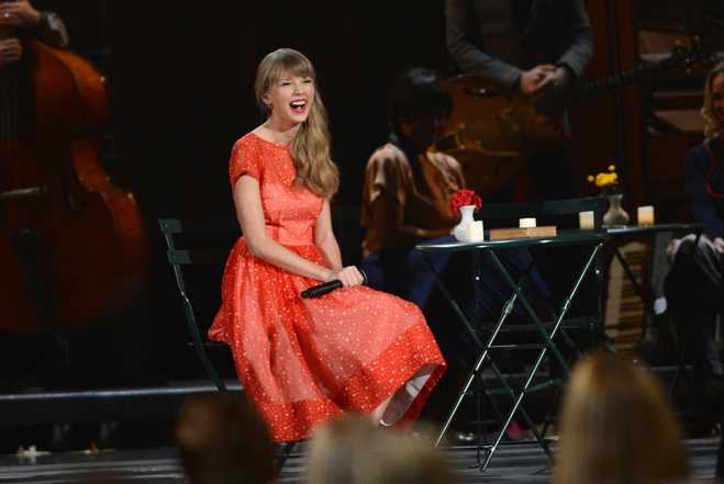 Taylor Swift CMA Snub