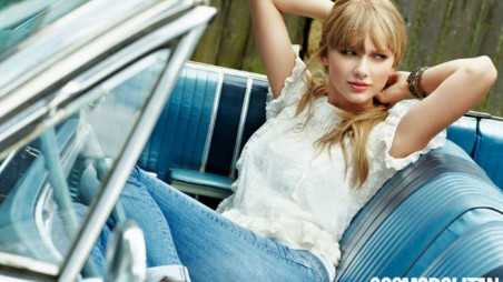 Style Taylor Swift Cosmo