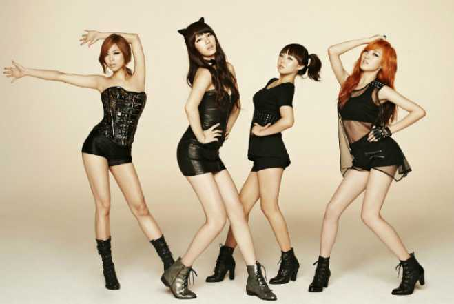 miss A Goobye Baby Promo