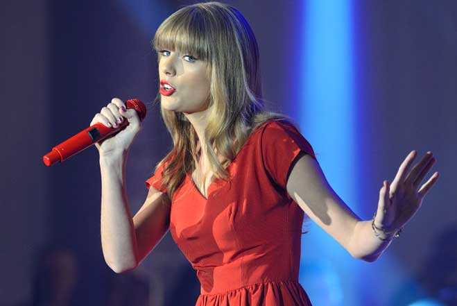 Taylor Swift Red Sales