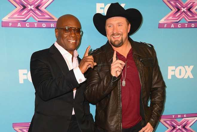 Tate Stevens X Factor Winner