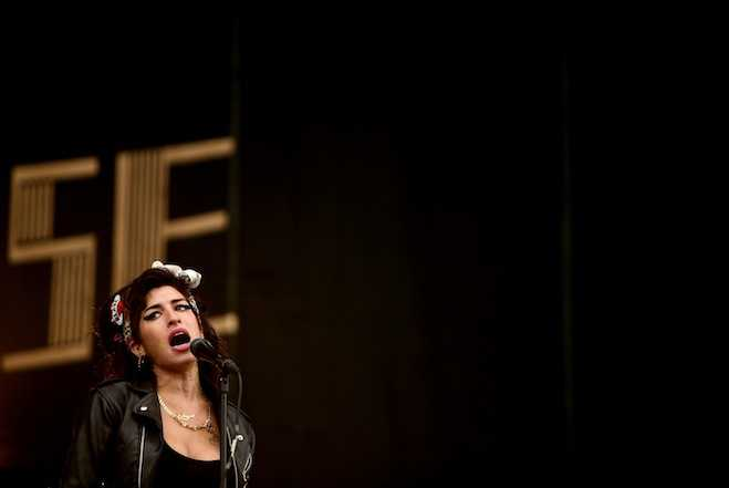 Solo Pop Stars Die Young Amy Winehouse
