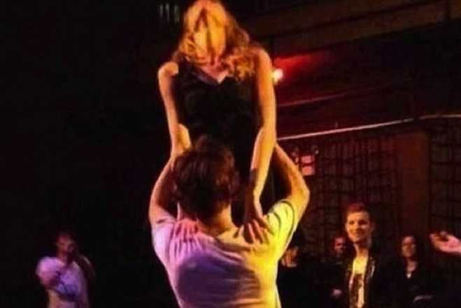 Harry Styles Taylor Swift Dirty Dancing