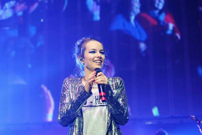Bridgit Mendler 2012 Interview