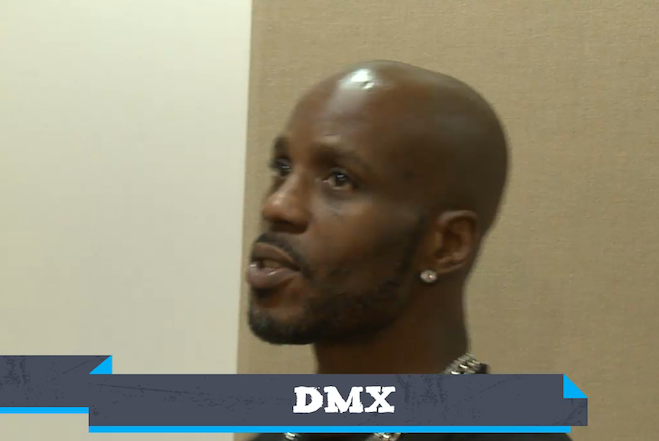 DMX Rudolph the Red Nosed Reindeer