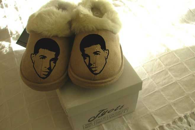 Holiday Gift Guide Drake Slippers