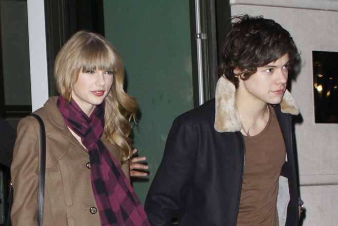 Harry Styles Taylor Swift NYC Dates