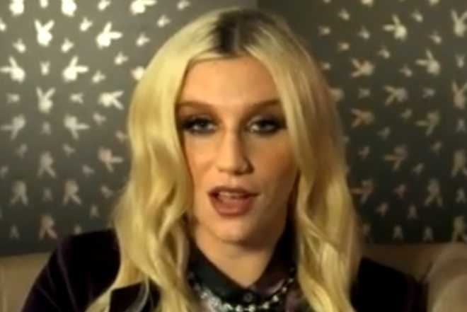 Ke$ha Gives Out Love and Sex Advice