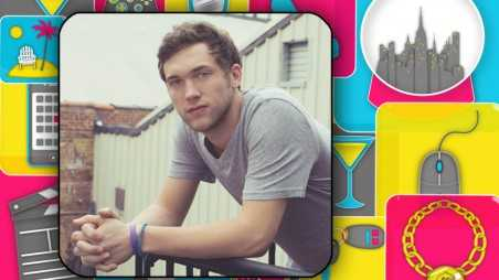 My Favorite Things Phillip Phillips