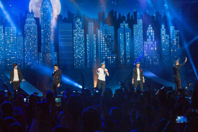 One Direction MSG