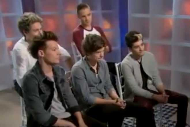 One Direction Barbara Walters Most Fascinating