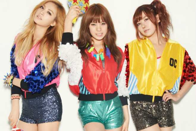Orange Caramel Lamu No Love Song
