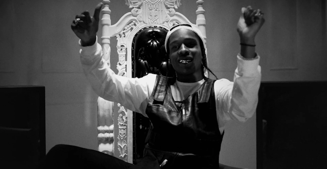 ASAP Rocky Long Live ASAP Music Video