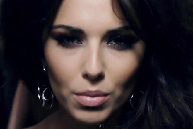Cheryl Cole Ghetto Baby Music Video