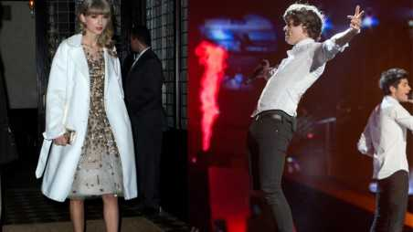 Taylor Swift Harry Styles New York Date