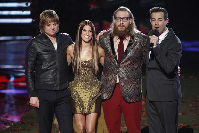The Voice Season 3 Final