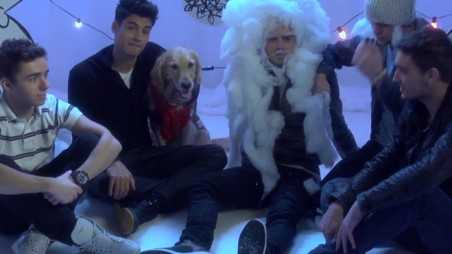 The Wanted White Christmas