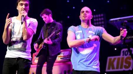 The Wanted KIIS Jingle Ball