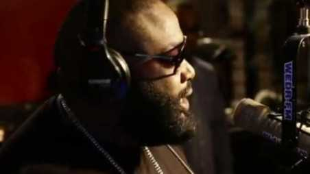 Rick Ross Radio Interview