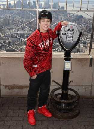 Austin Mahone Pop Off Slideshow