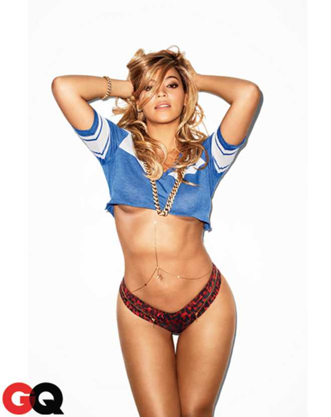 Beyonce GQ Photos