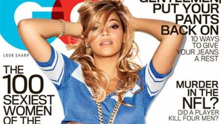 GQ Beyonce Cover