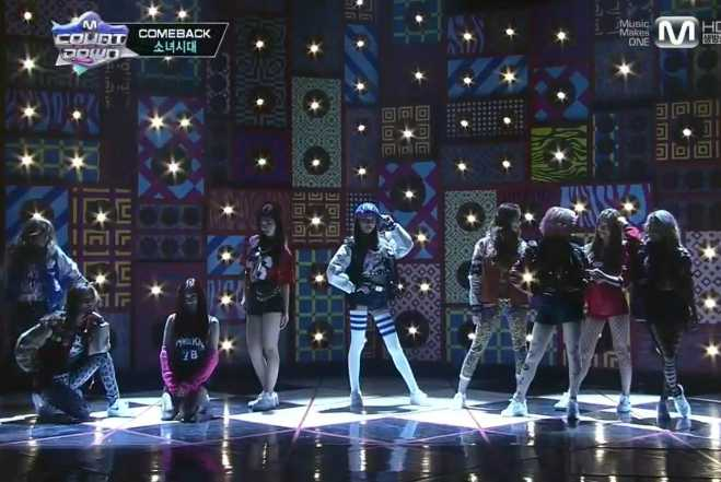 Girls' Generation I Got a Boy