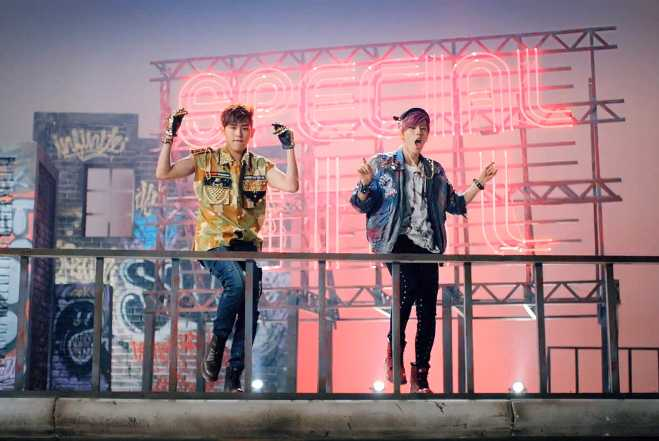 INFINITE-H Special Girl