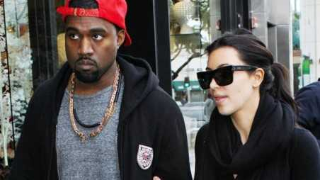 Kanye West Kim Kardashian Beverly Hills Feature