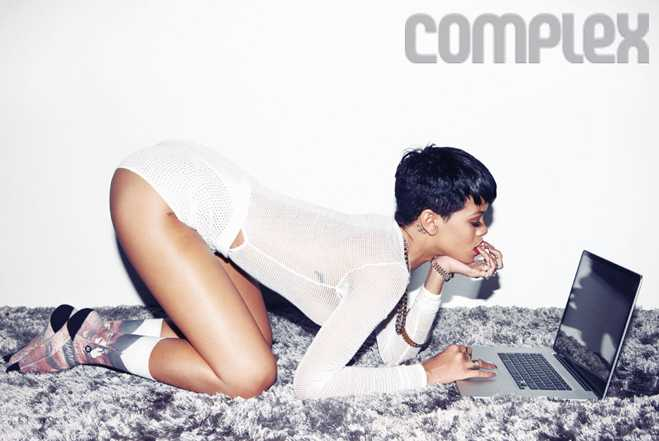 Rihanna Complex Covers