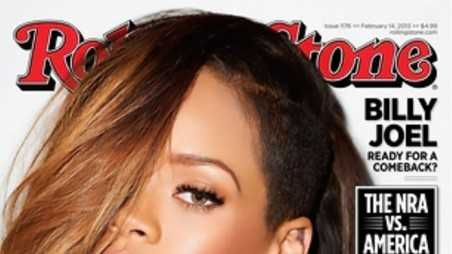 Rihanna Crazy In Love Rolling Stone Cover