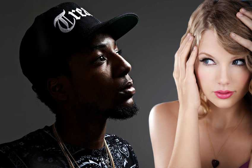 Rockie Fresh Taylor Swift