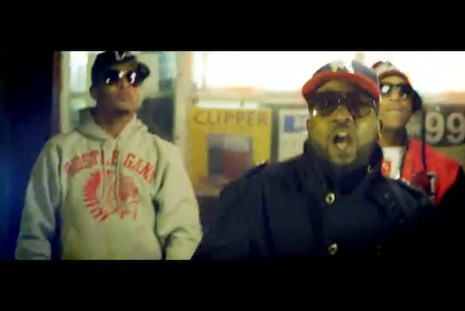 Big Boi T.I. Ludacris In The A Music Video