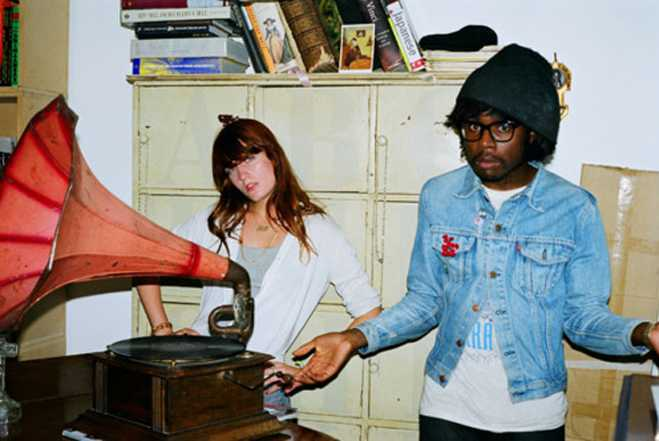 Team Perfect Dev Hynes Florence Welch