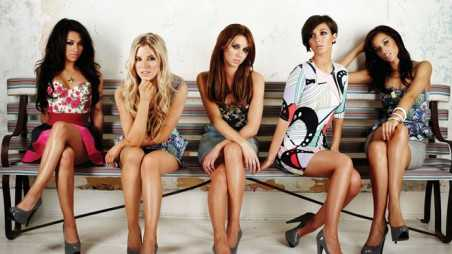 The Saturdays Slideshow