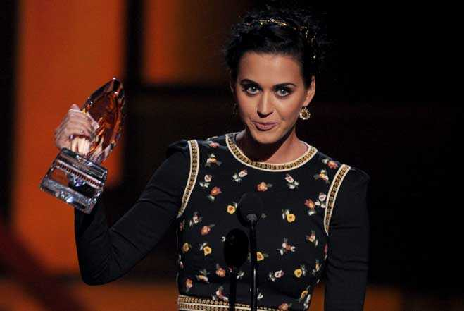 Katy Perry People's Choice