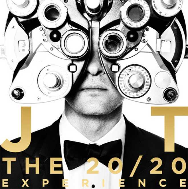 Justin Timberlake 20/20 Experience Cover