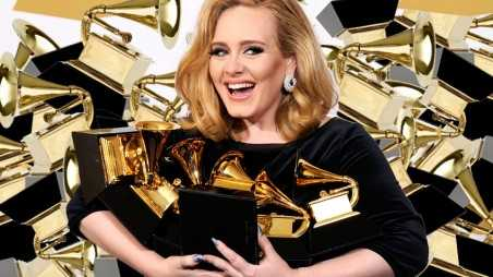 Armful Of Grammys