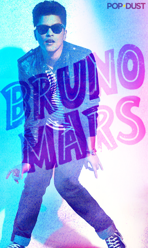 Hooligans: We Made You a Bruno Mars Wallpaper For Your ...